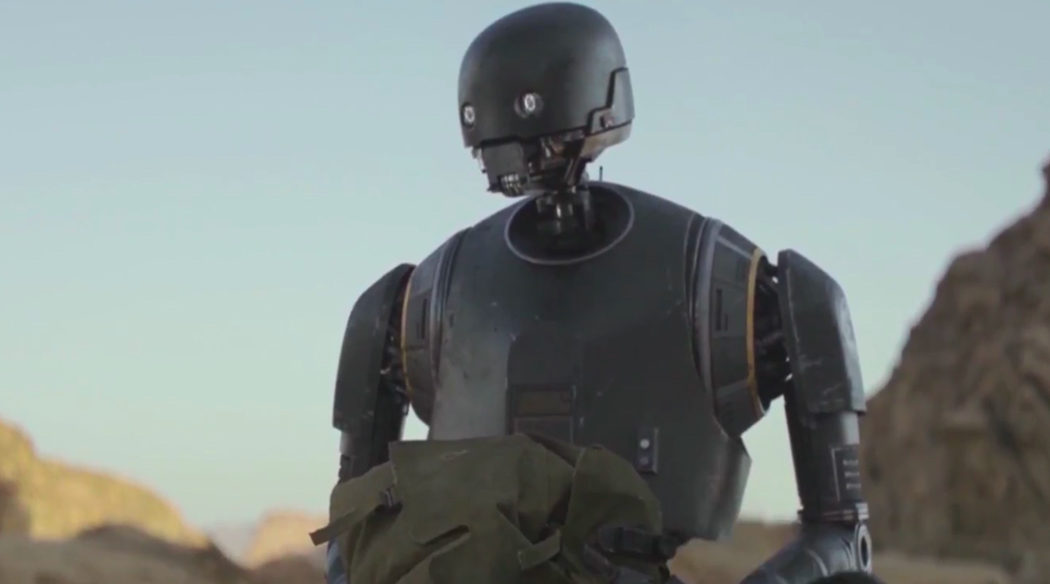 K-2SO - Alan Tudyk