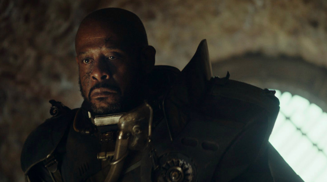 Saw Gerrera - Forest Whitaker