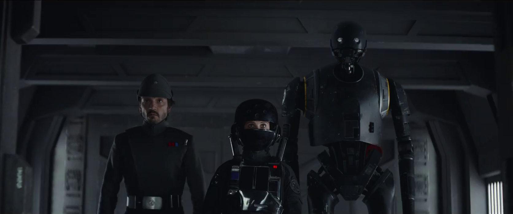 Infiltrados en el Imperio