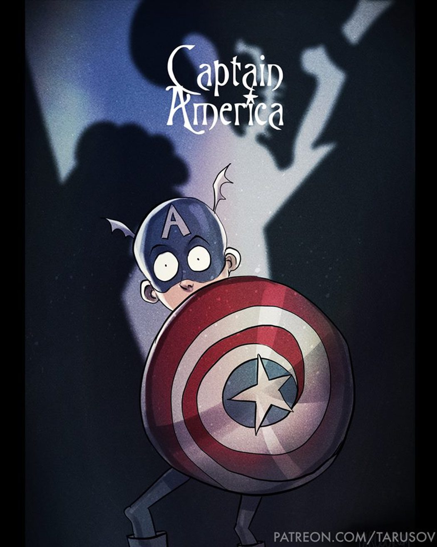 'Capitán América'