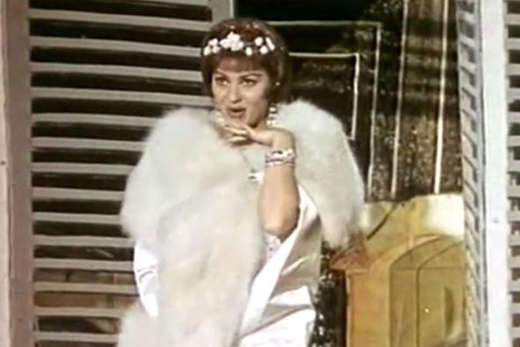Marujita Díaz en 'La corista'