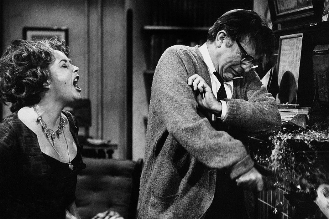 '¿Quién teme a Virginia Woolf?'
