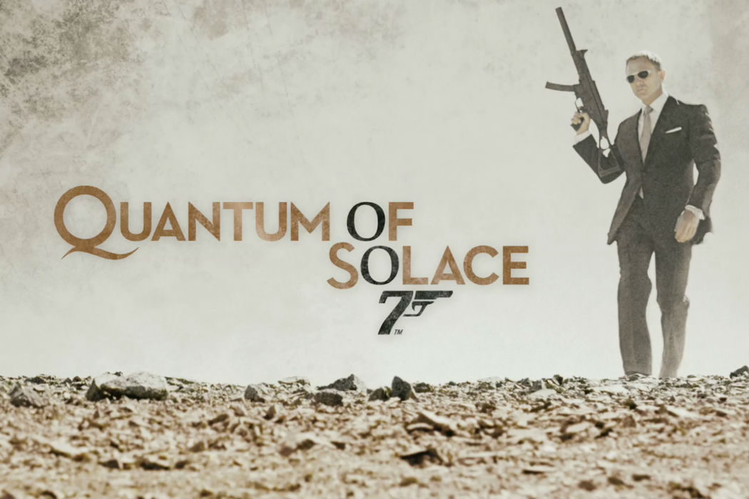 'Quantum of Solace'