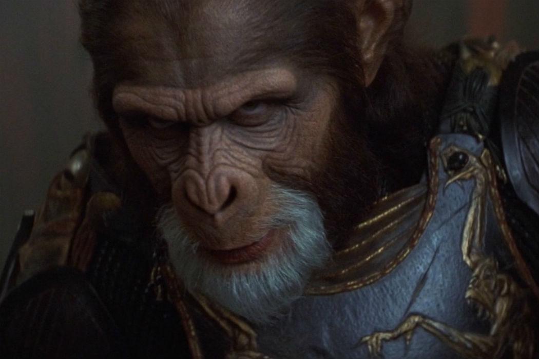 'El planeta de los simios' (2001)
