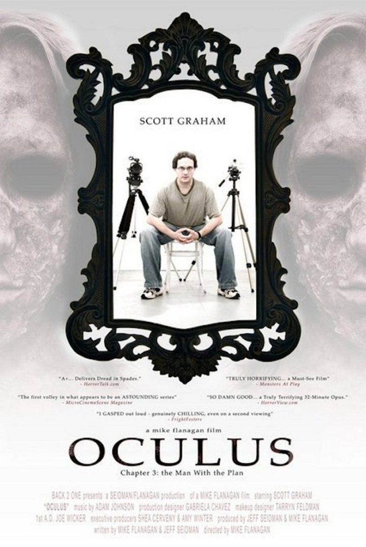 'Oculus: Chapter 3 - The Man with the Plan'