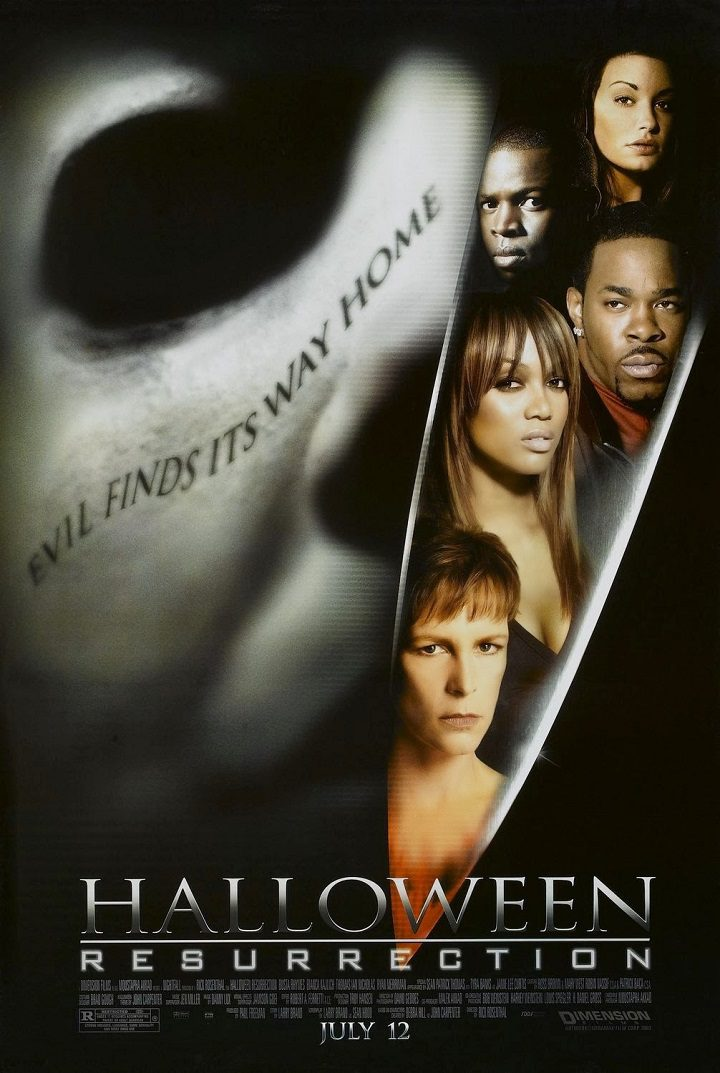 'Halloween: Resurrection'