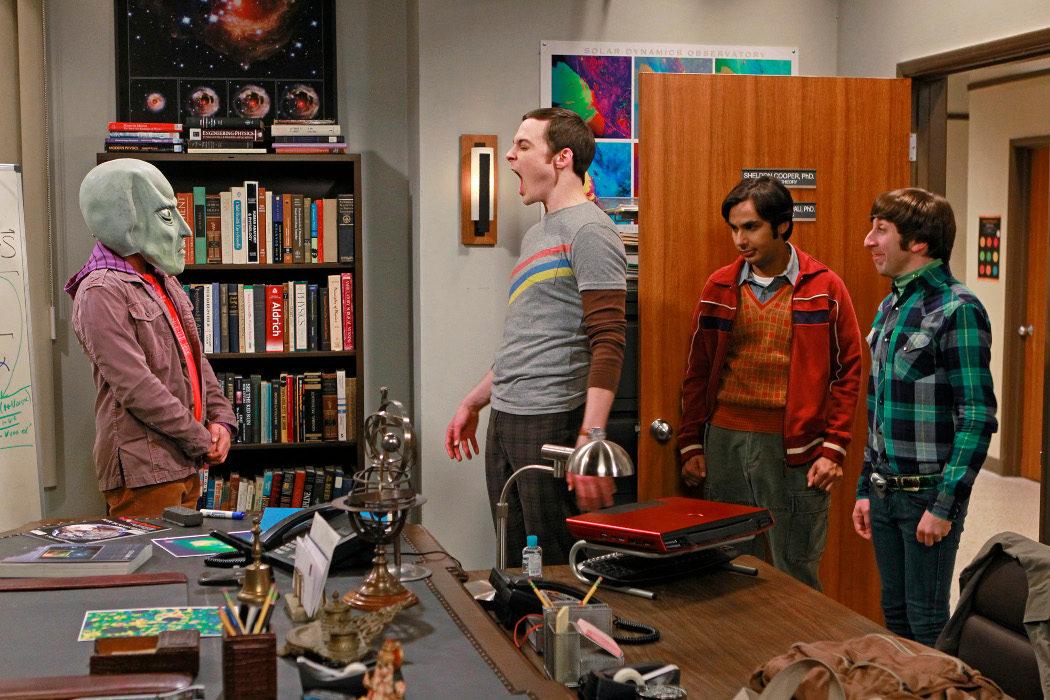 'The Big Bang Theory' y la venganza de Sheldon