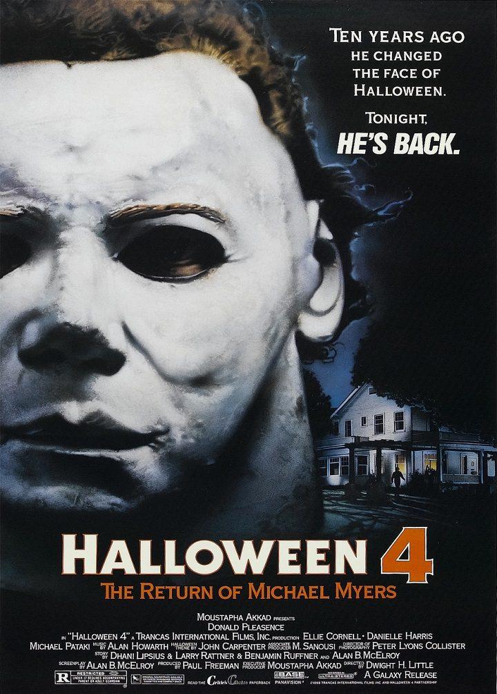 'Halloween 4: El regreso de Michael Myers'
