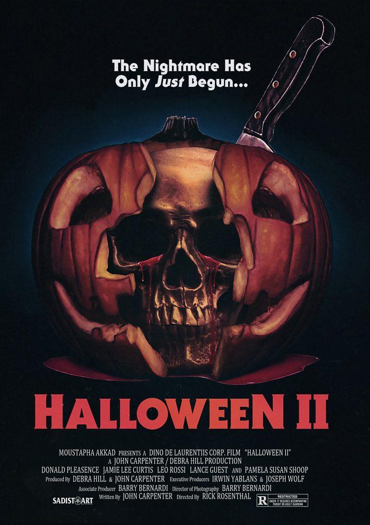 'Halloween II: ¡Sanguinario!'