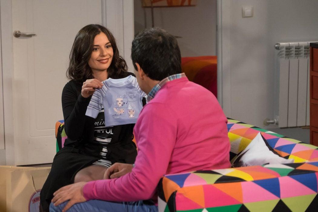 Yolanda quiere tener hijos con Amador