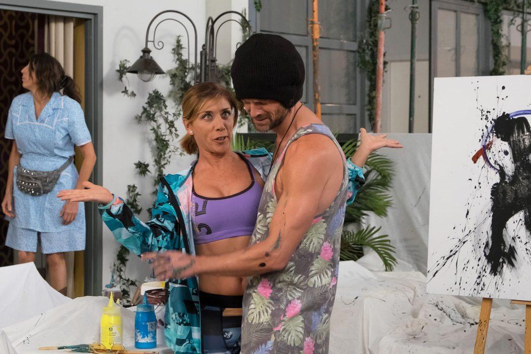 Héctor y Maite vivirán un tórrido amor