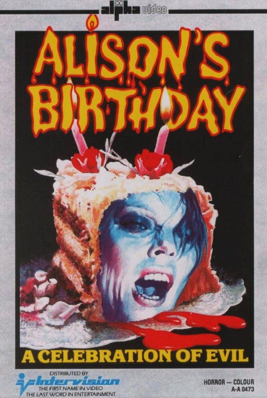 'Alison's Birthday'