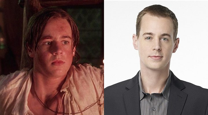 Sean Murray (Thackery Binx)