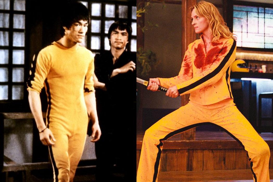 El traje amarillo