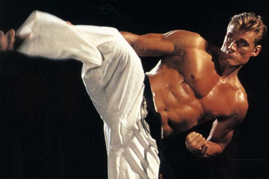 Campeón de karate y olímpico