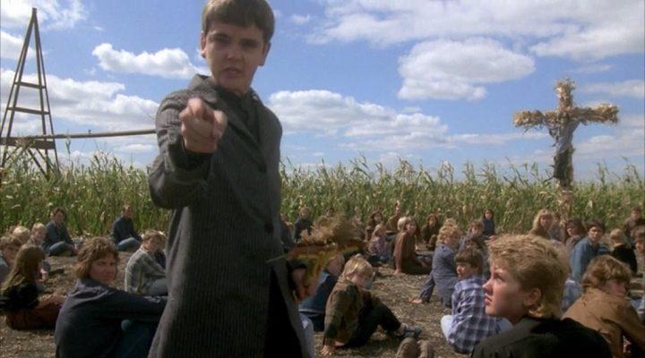 Isaac Chroner y los chicos del maíz