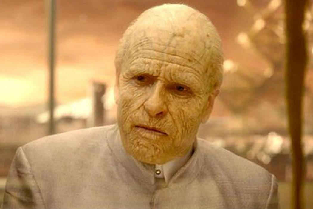 Guy Pearce en 'Prometheus'
