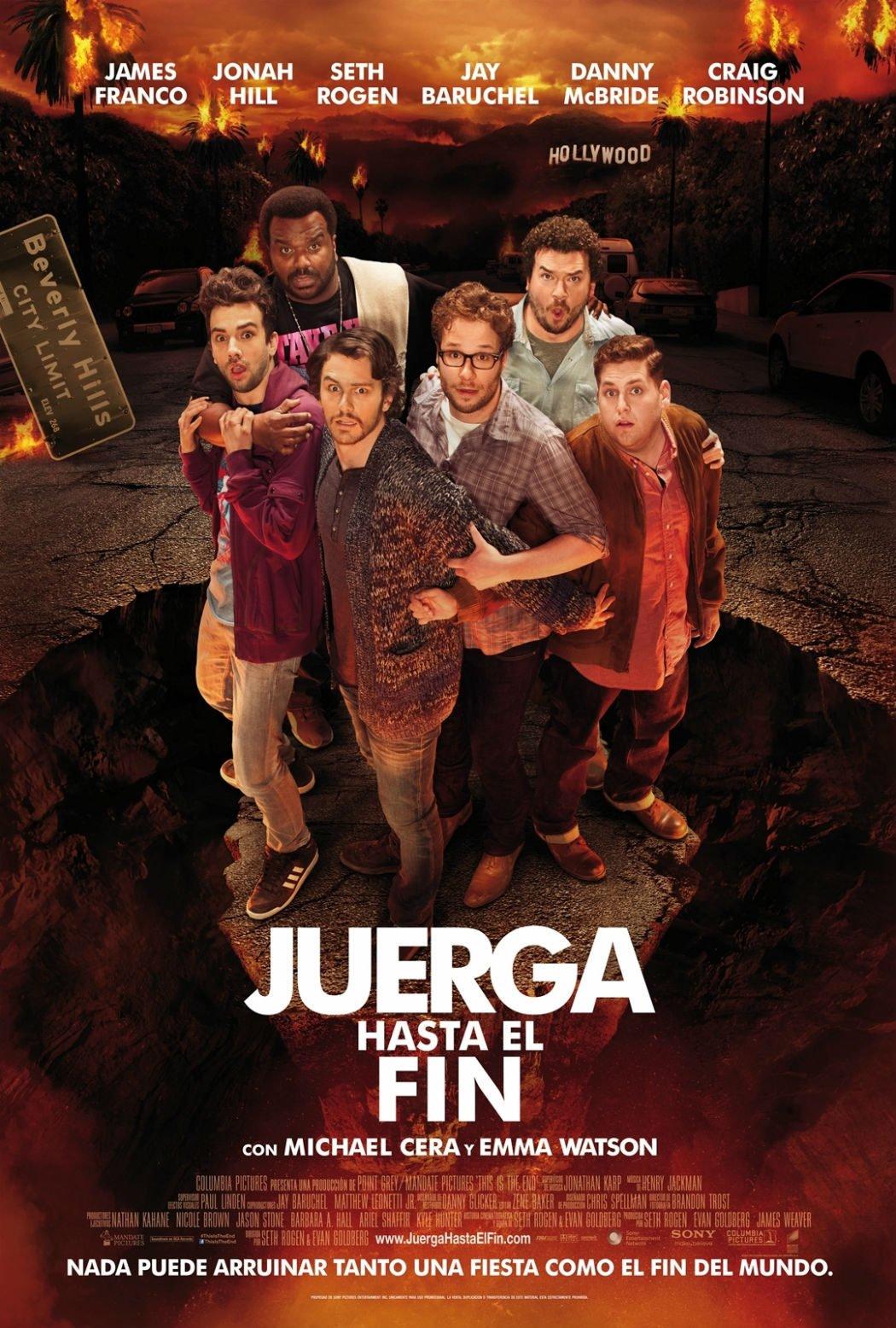 'Juerga hasta el fin' (2013)