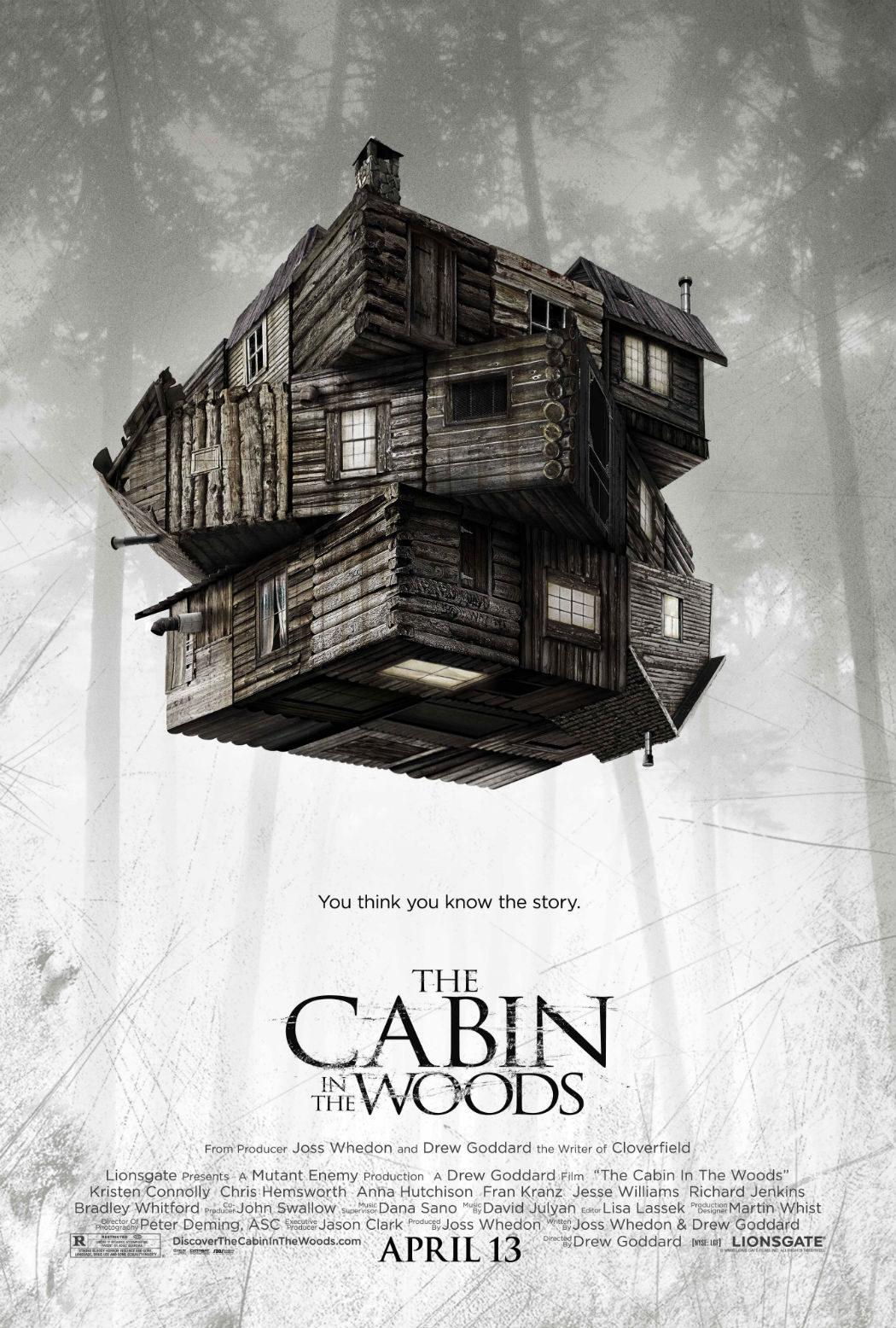 'La cabaña en el bosque' (2012)