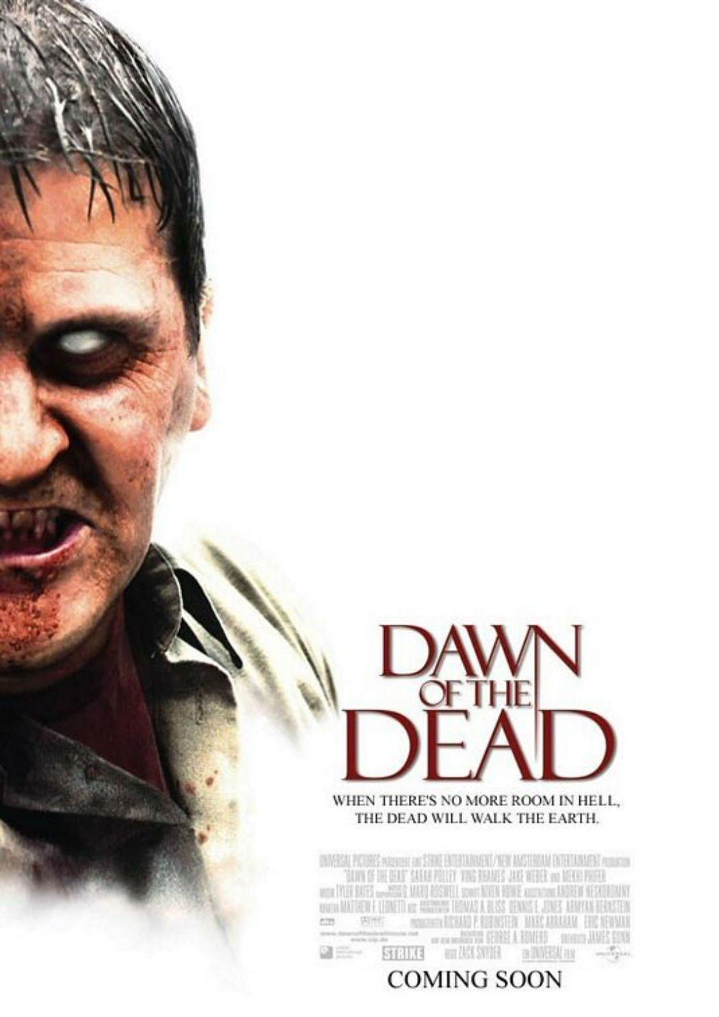 'Amanecer de los muertos' (2004)