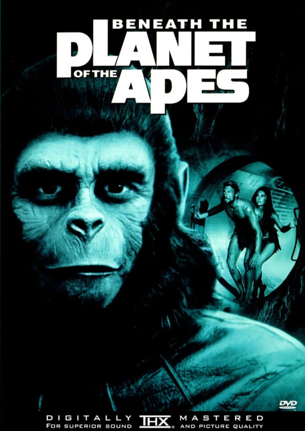'Regreso al planeta de los simios' (1970)