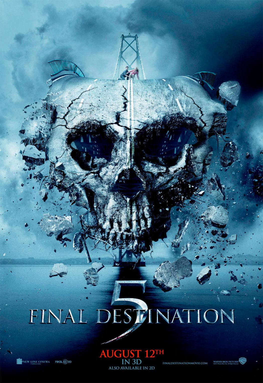'Destino final 5' (2011)
