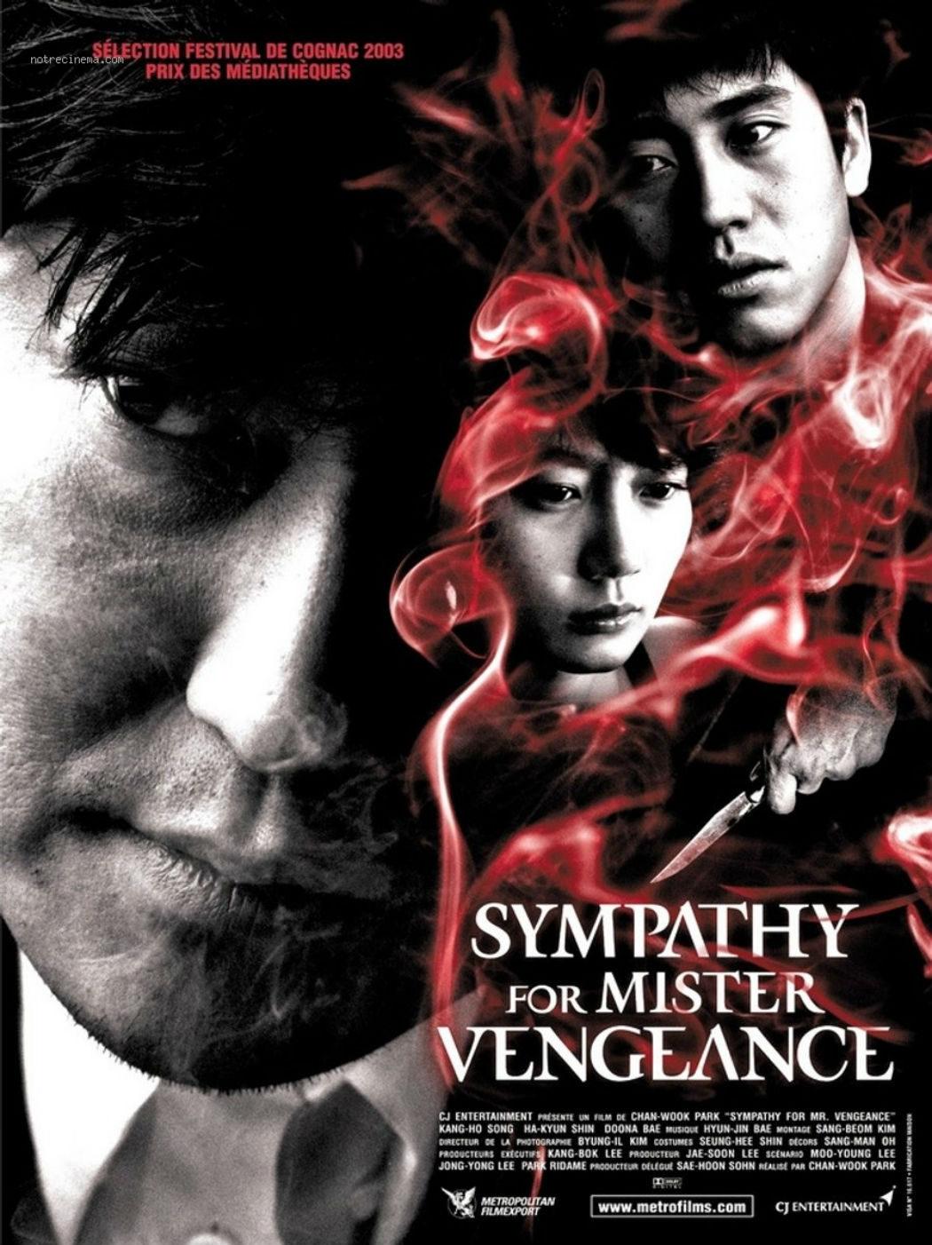'Sympathy for Mr. Vengeance' (2002)