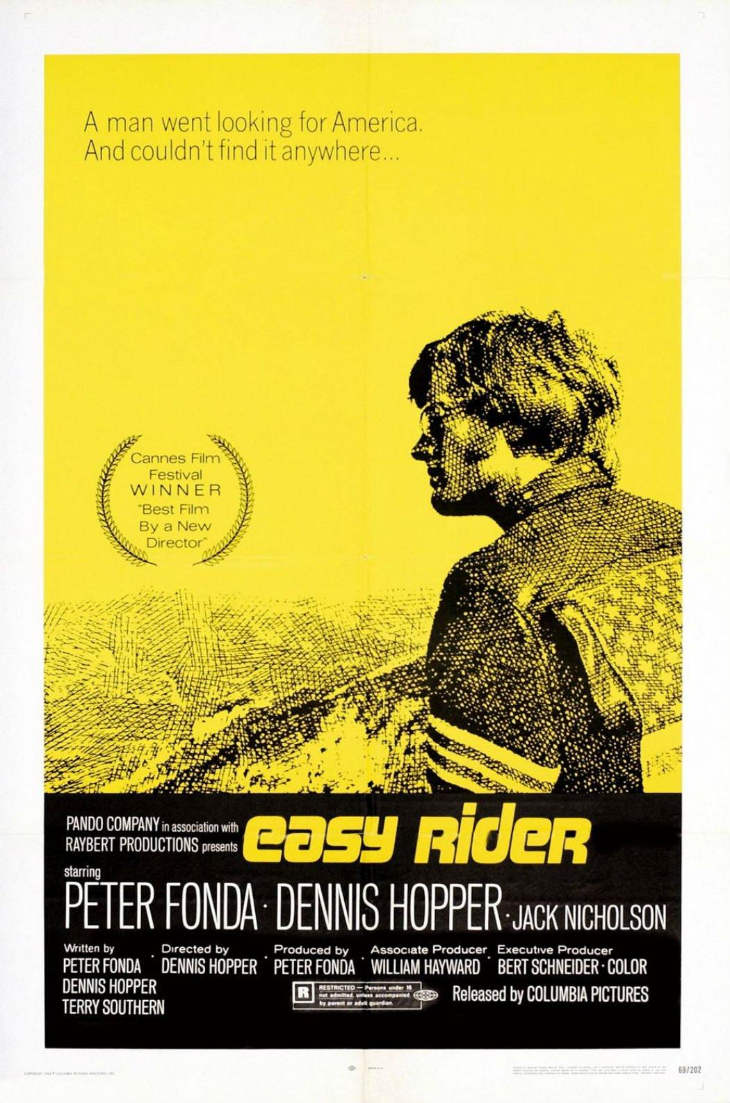 'Easy Rider' (1969)