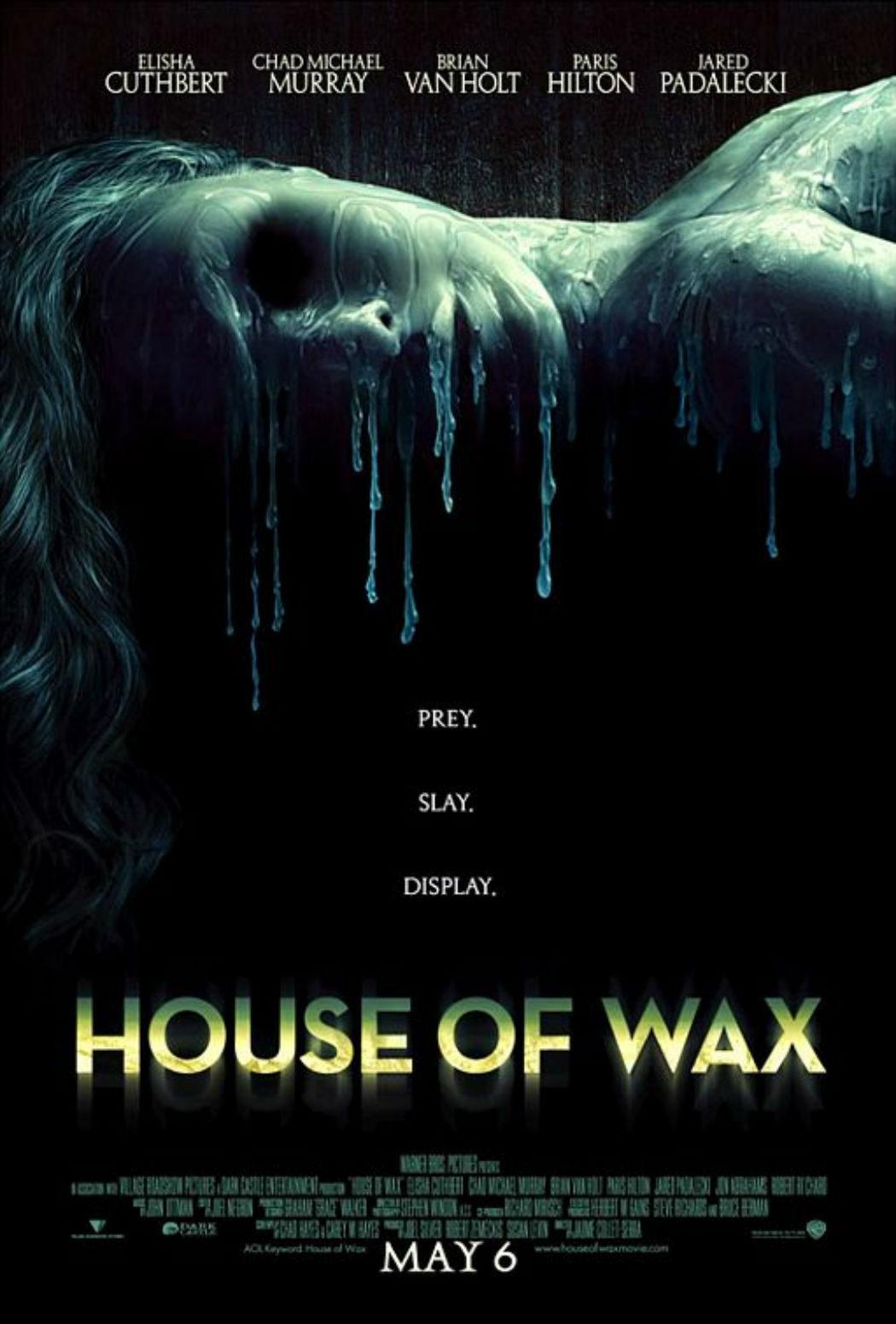 'La casa de cera' (2005)