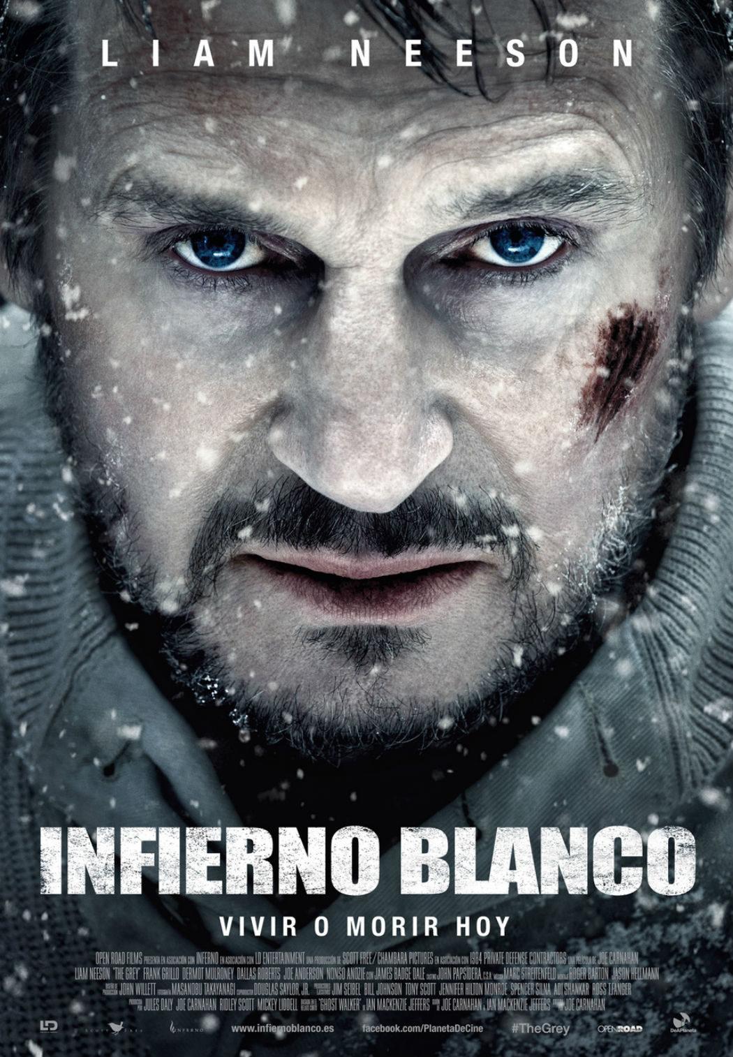 'Infierno blanco' (2011)