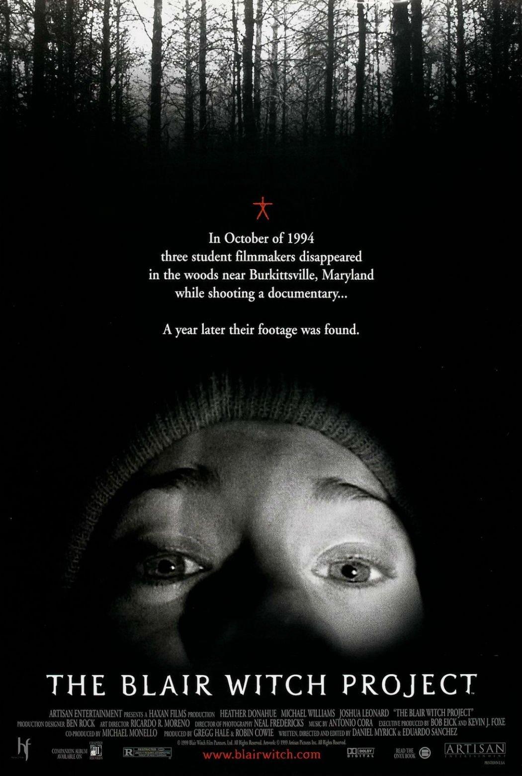 'El proyecto de la bruja de Blair' (1999)