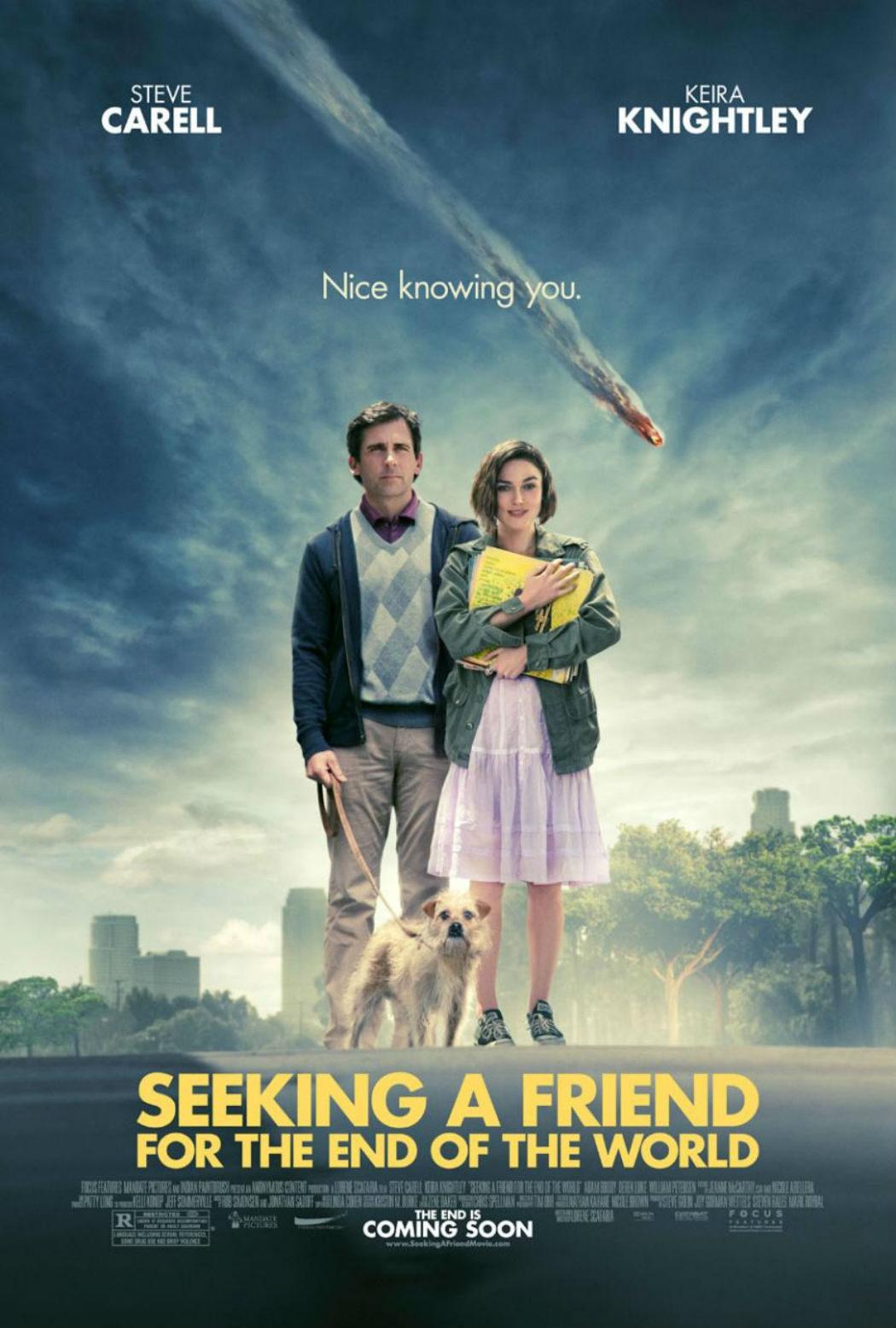 'Buscando un amigo para el fin del mundo' (2012)