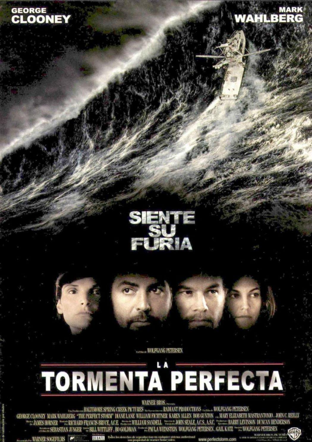 'La tormenta perfecta' (2000)