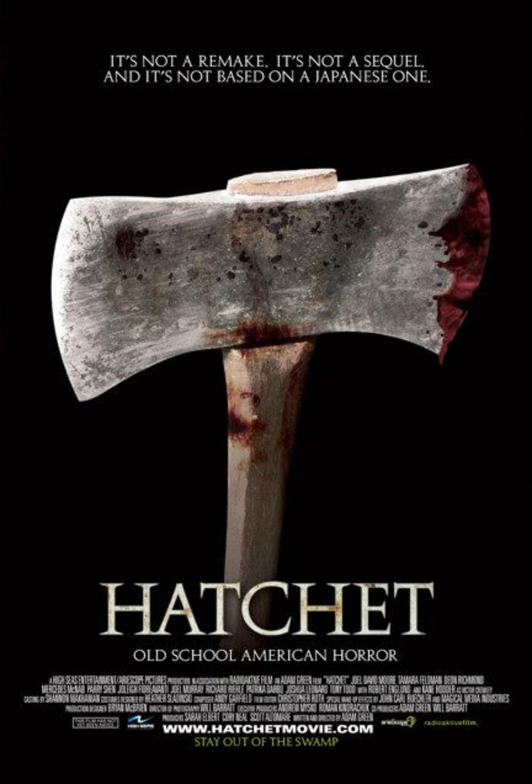 'Hatchet' (2006)