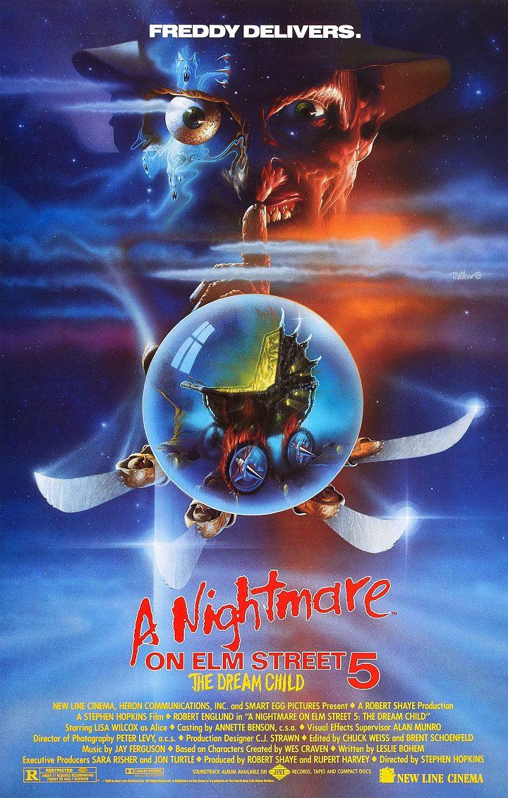 'Pesadilla en Elm Street 5: El niño de los sueños'