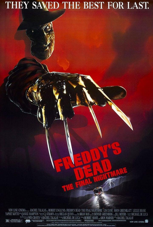 'Pesadilla final: La muerte de Freddy'