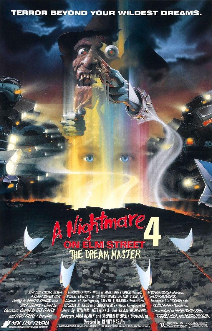 'Pesadilla en Elm Street 4: El amo del sueño'