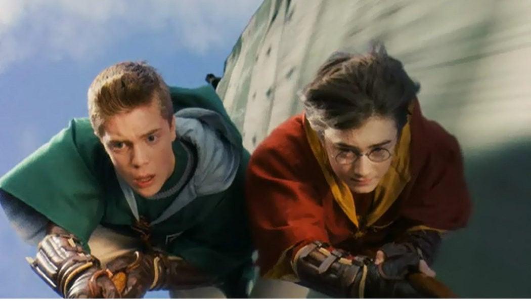 El quidditch