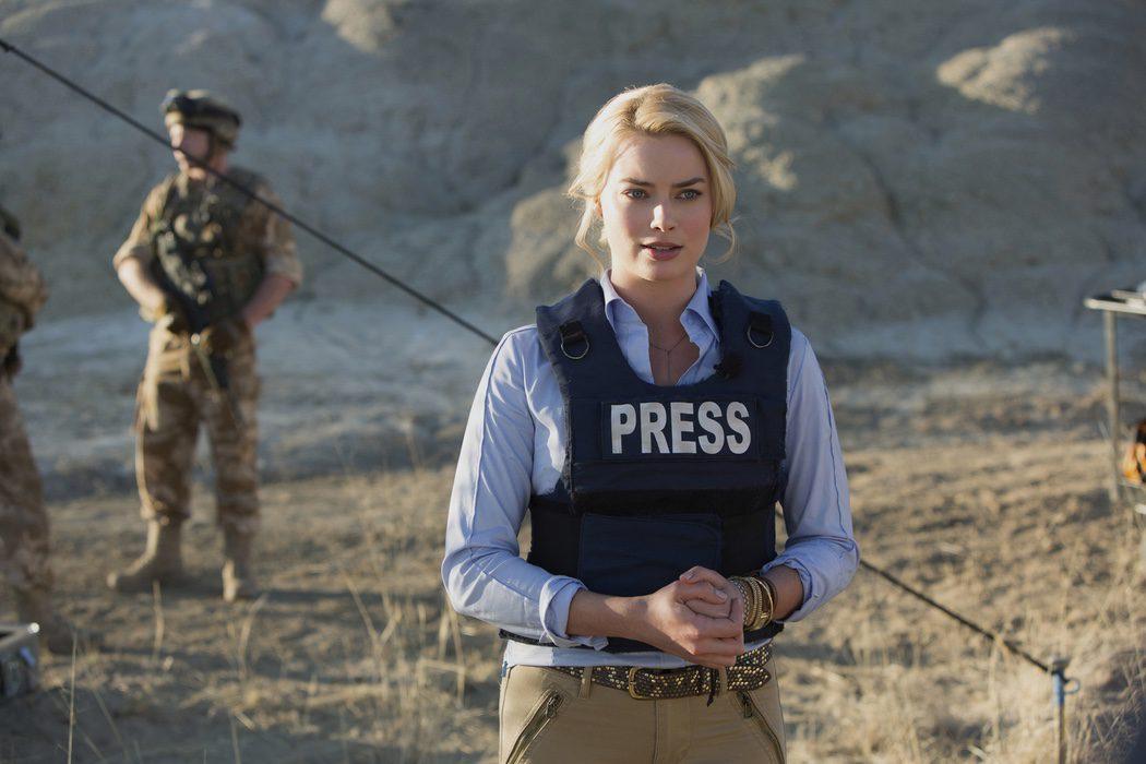 'Reporteras en guerra'