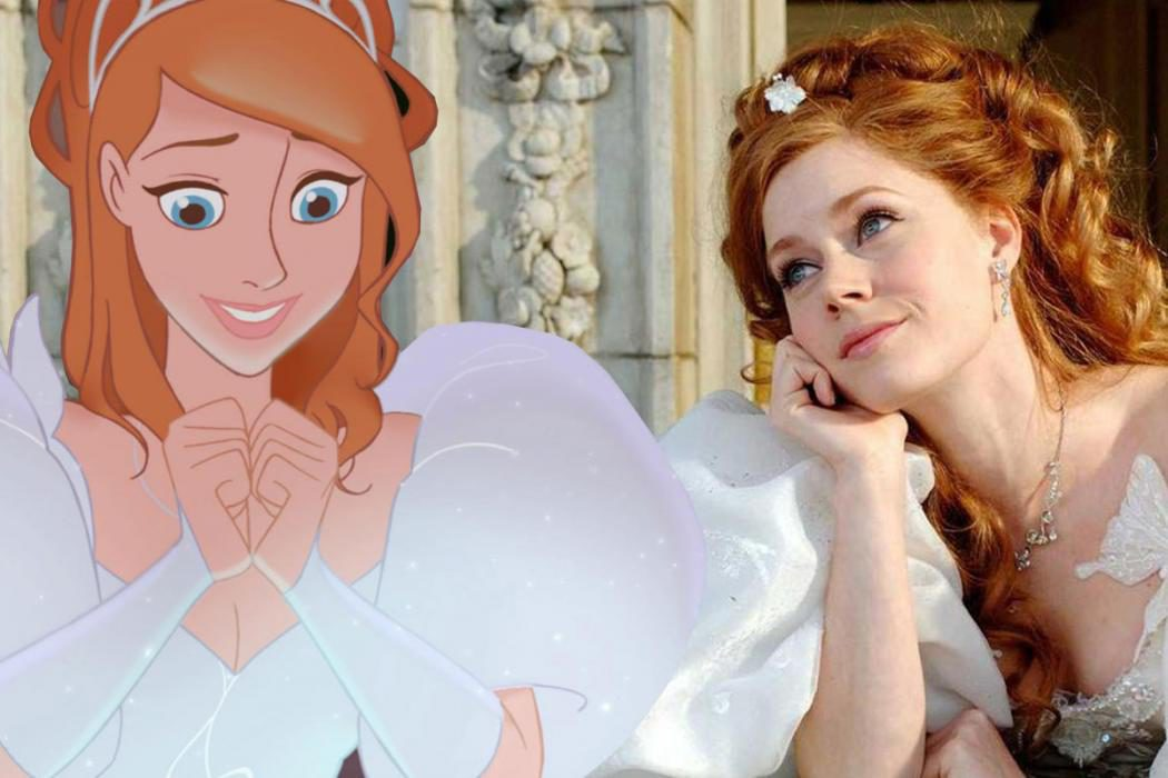 'Encantada: La historia de Giselle'