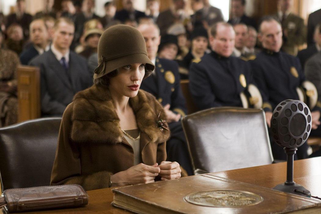 Angelina Jolie ('El intercambio')