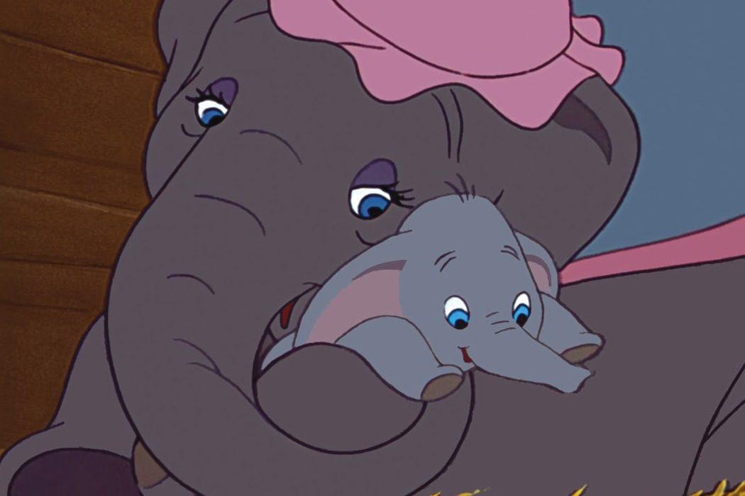 La madre de Dumbo