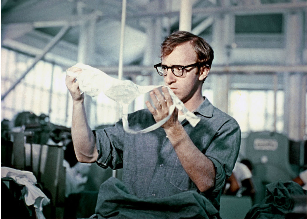 'Toma el dinero y corre': 1969