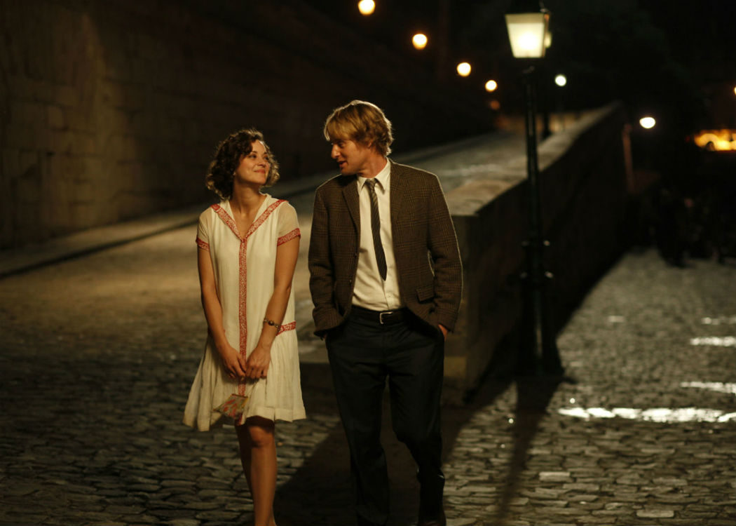 'Midnight in Paris': 2011