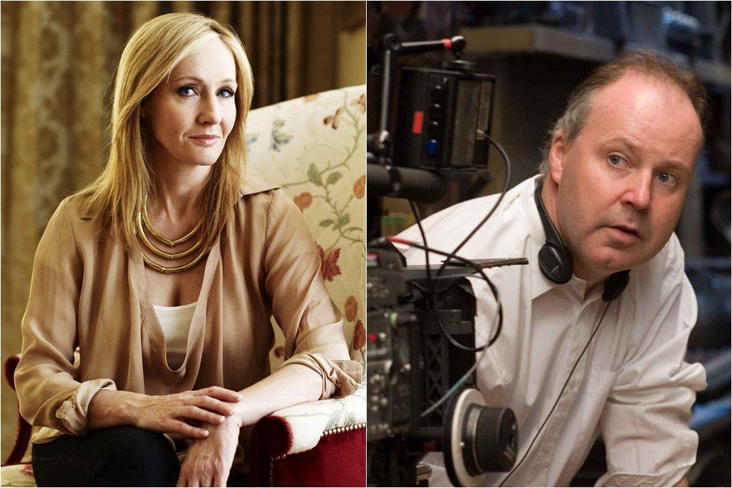 J.K.Rowling será la guionista de la película y David Yates se pondrá tras las cámaras