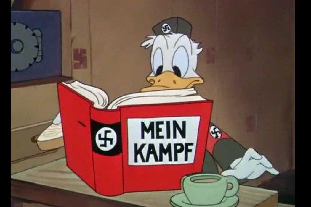 ¿Heil Disney?