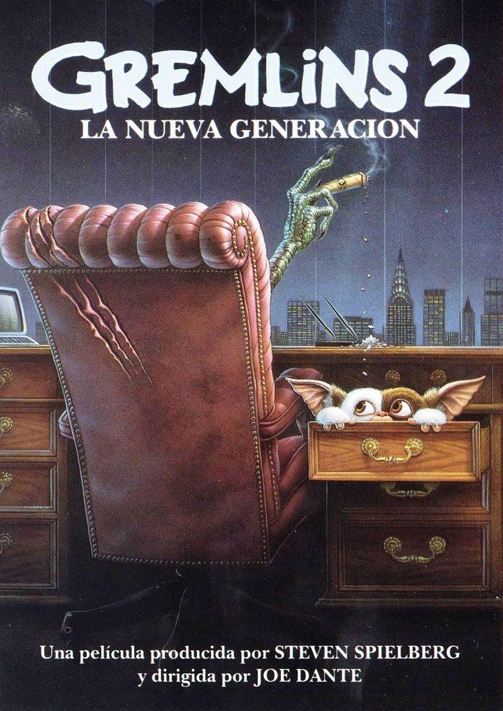 'Gremlins 2. La nueva generación'