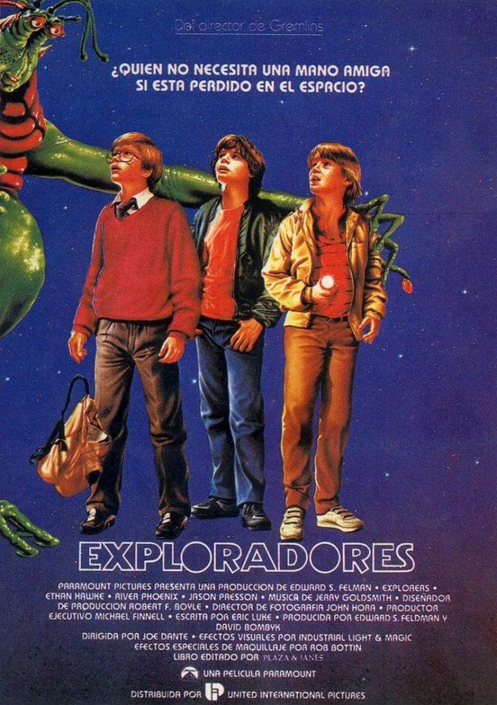 'Exploradores'