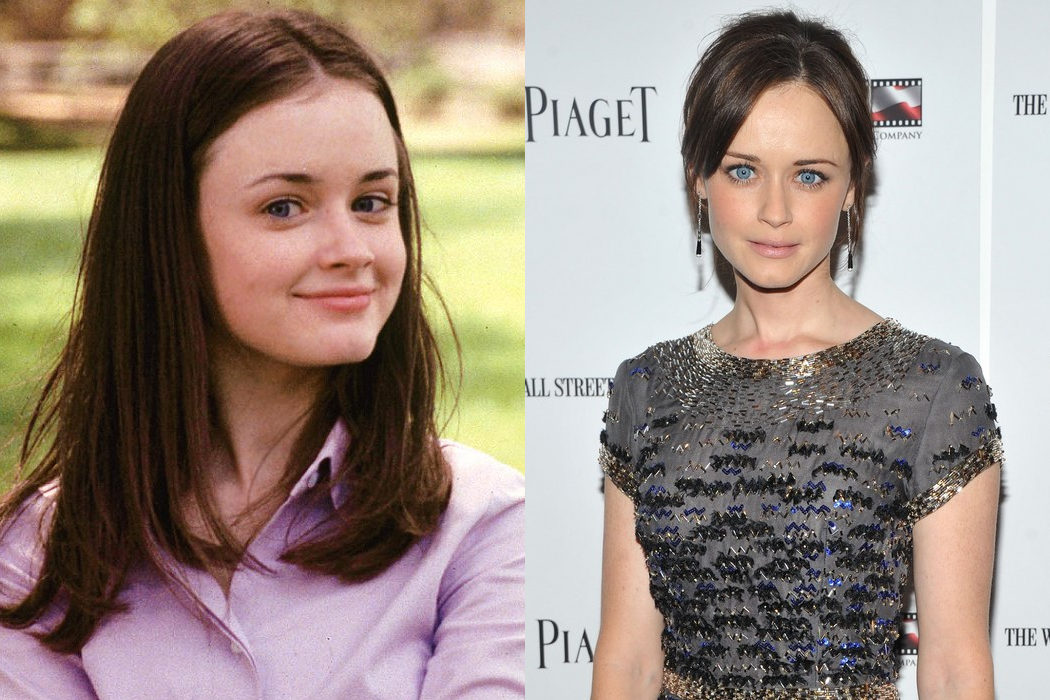 Rory (Alexis Bledel)
