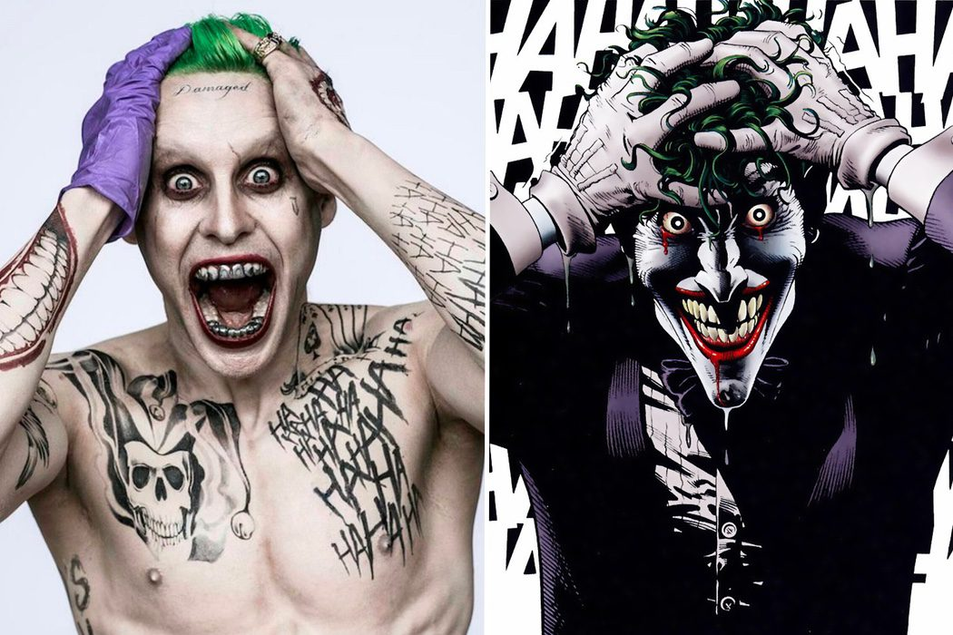 NO - Joker (Jared Leto)